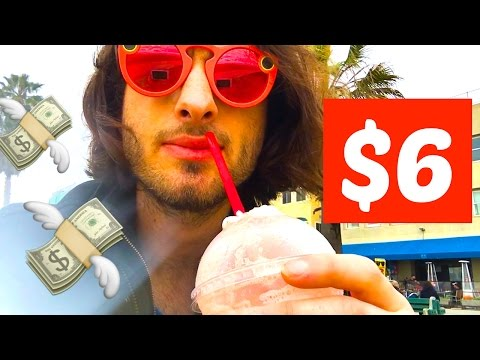 BEST Venice Beach food for $6 or less!!