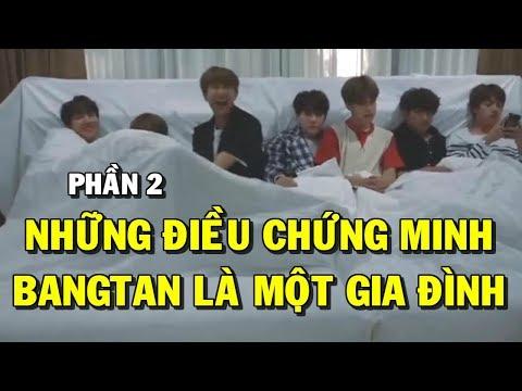 [BTS in my heart] Nh峄痭g 膽i峄乽 ch峄﹏g minh Bangtan l脿 m峄檛 Gia 膽矛nh (Ph岷 2)