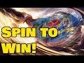 I'm a beyblade! | Garen Top Gameplay