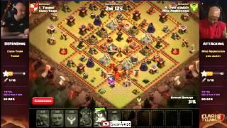 ClashCon Final Clash Team vs Mild Aggression | Clash of Clans