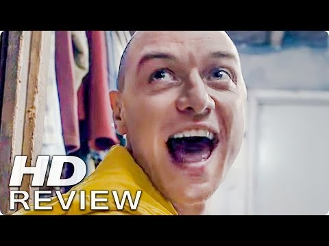 SPLIT Kritik Review (2017)