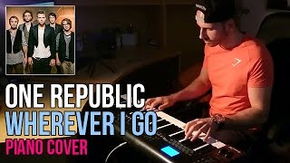 One Republic - Wherever I Go (Piano Cover by Marijan)