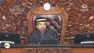 #DewanNegara YB Senator Ustaz Muhamad bahas RUU SST