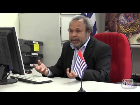 Jacob Rumbiak: support West Papuan independence