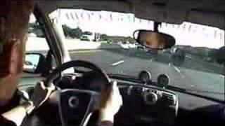 Smart Car Test Ride