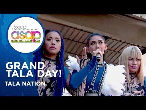 Tala Nation - Grand Tala Day   iWant ASAP Highlights
