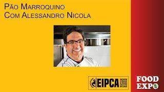 Thumbnail/Imagem do vídeo Pão Marroquino com Alessandro Nicola