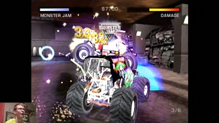 Monster Jam: Maximum Destruction - Grave Digger 20th - The Junkyard