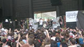 Neck Deep - Happy Judgement Day (Vans Warped Tour 2017, ATL)