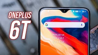OnePlus 6T -  Small Updates, HUGE Value?