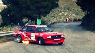 Ritsona Hillclimb 2016 Drift Opel Ascona (Dimitriou)
