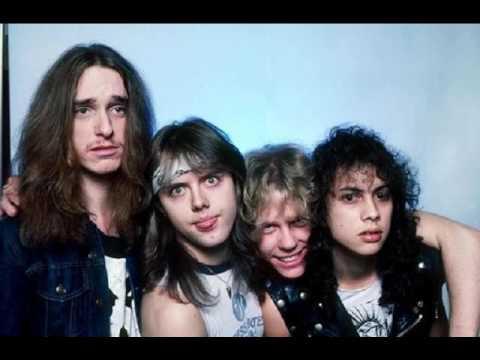 Metallica  Fade To Black Instrumental Version