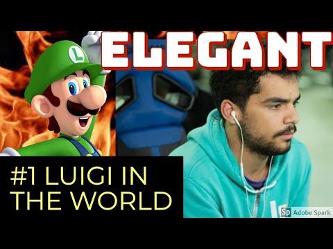 ELEGANT's #1 LUIGI
