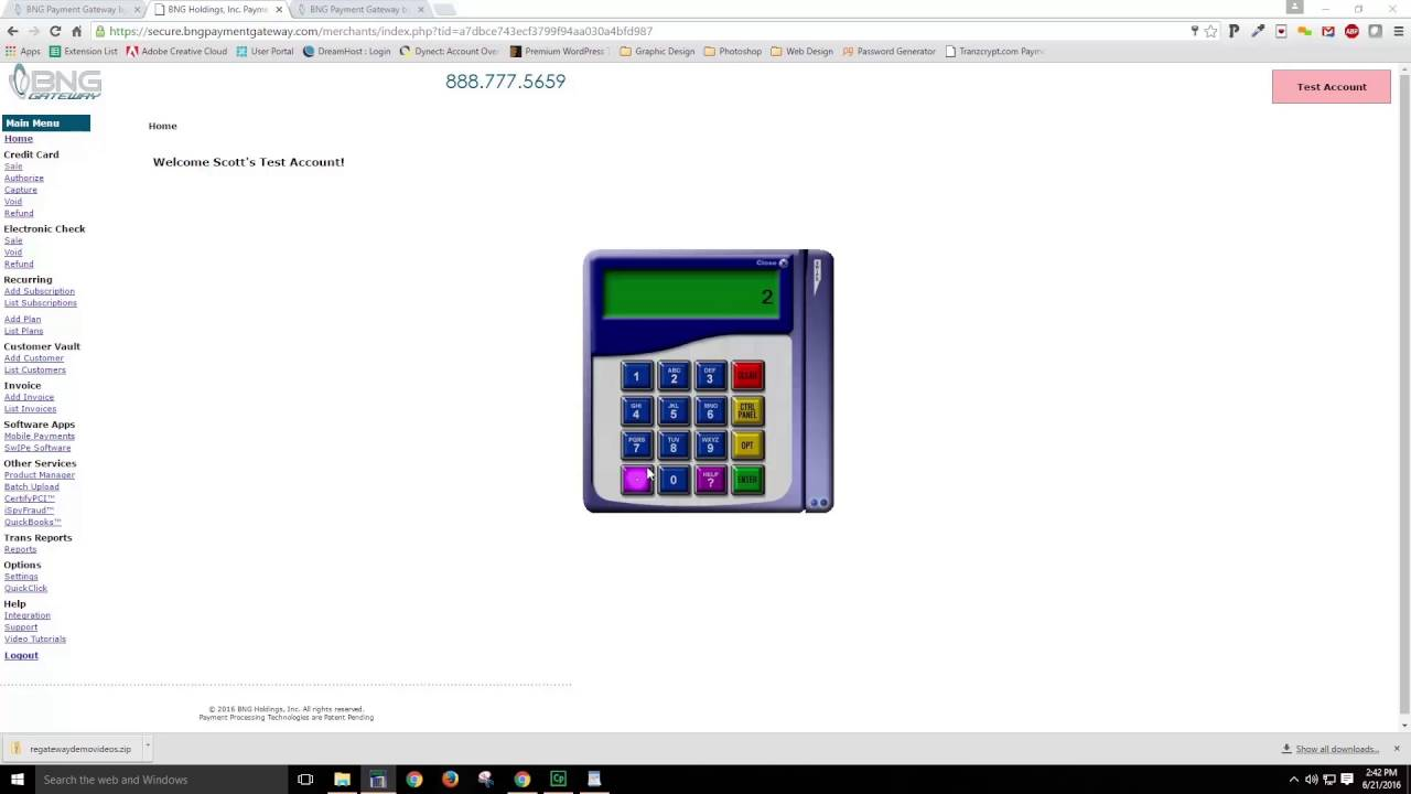 BNG Swipe Software - BNG Payments