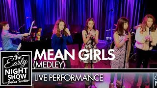 Mean Girls Medley | The Early Night Show LIVE