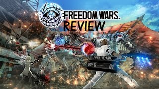 Freedom Wars Review for the PlayStation Vita