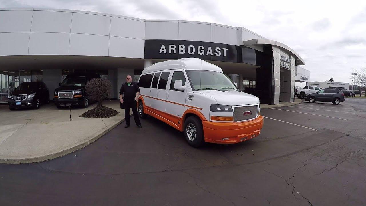 2016 Custom Explorer Conversion Van
