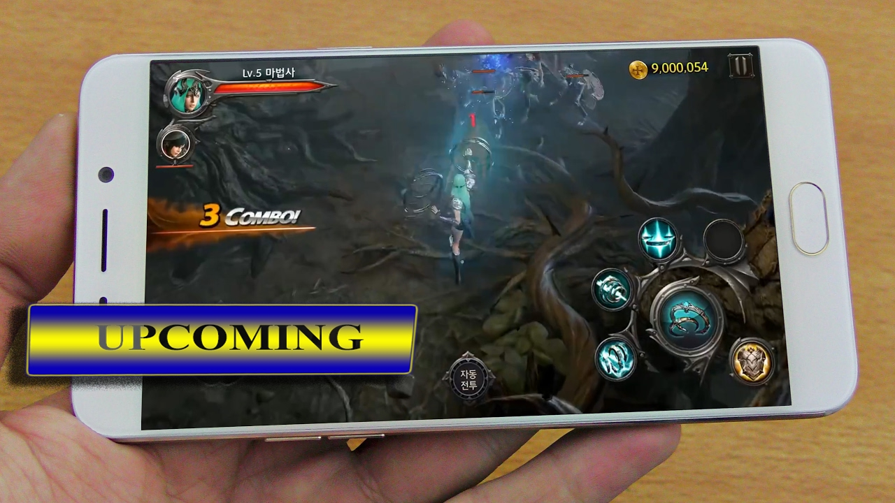 Top 10 Best Mmorpg High Graphics Games Android Ios 2017