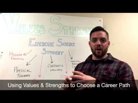 How to Choose a Career as an Exercise Science Student