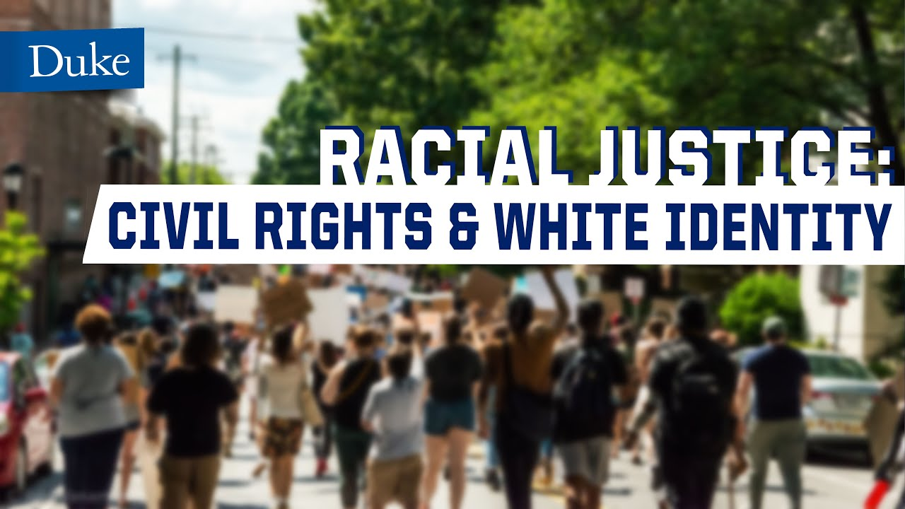 Racial Justice and White Identity | Media Briefing