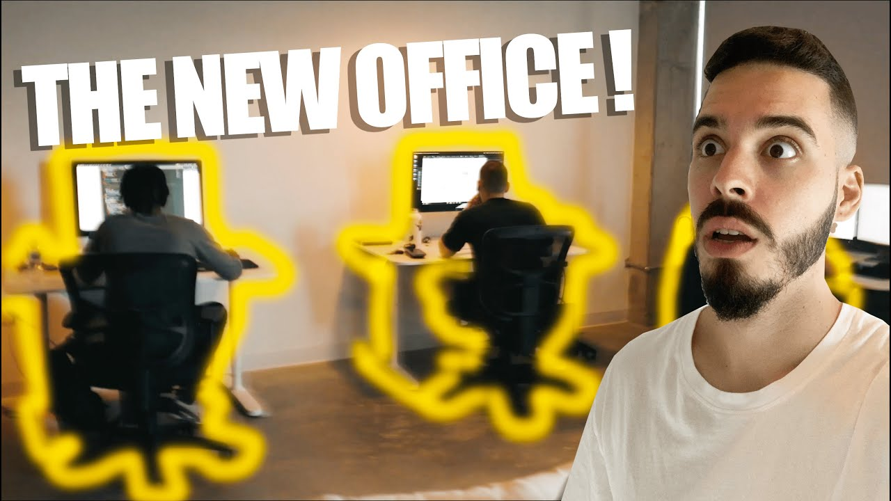 SHOULD YOU GET AN OFFICE IN 2020??? **PLUS TOUR OF MY UNFINISHED OFFICE ?**