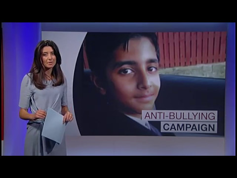 Anti-bullying Film launched in Bradford (Late News Version)