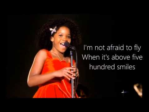Opportunity Lyrics Annie 2014
