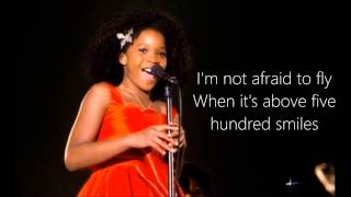 Opportunity Lyrics Annie 2014 thumbnail
