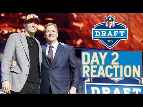 2019 Draft Day 2 Reaction & Analysis: Biggest Steals, Rosen Trade & More