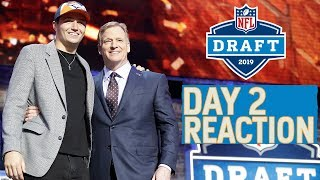 2019 Draft Day 2 Reaction & Analysis: Biggest Steals, Rosen Trade & More
