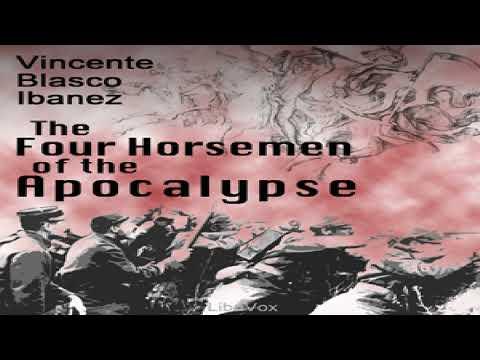 Four Horsemen of the Apocalypse   Vicente Blasco Ibáñez   General Fiction   Audio Book   3/9