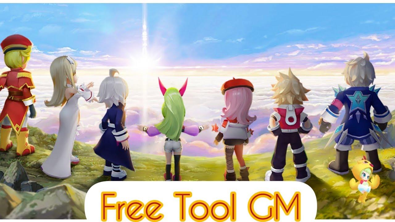 Game Lậu Mobile – Trận Chiến Của Gió [风之战记] – Free Tool GM + 9999999999 KC