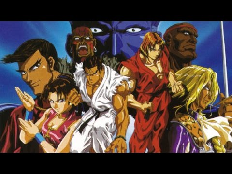 generique street fighter 2v