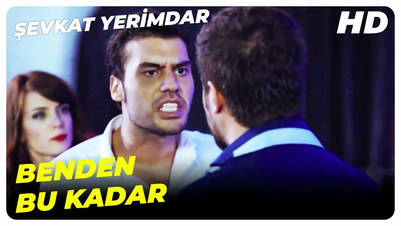 Şevkat, Kutay'a Kafa Göz Daldı | Şevkat Yerimdar Türk Komedi Filmi