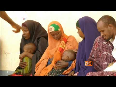 Health Report: Somalia Malnutrition