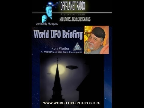 Ken Pfeifer: World UFO Briefing (made with Spreaker)
