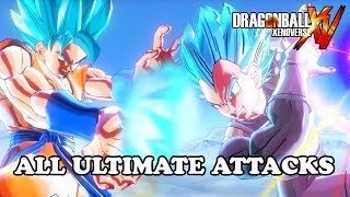 Dragon Ball Xenoverse: All Ultimate Attacks [Include All DLC]【60FPS 1080P】 thumbnail