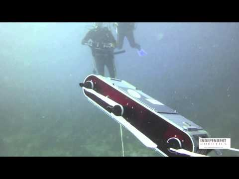 Aqua 2 Robotic Underwater Vehicle for Robotics Research