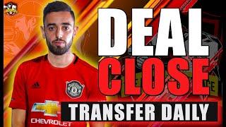 Man United signing TODAY! Bruno Fernandes is ON? Mandzukic CLOSE! Man United Transfer News
