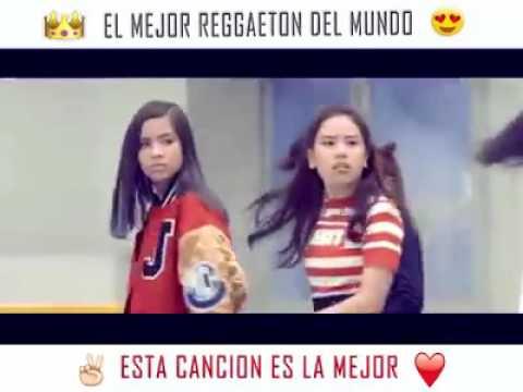 el mejor reggaeton del mundo  *-*
