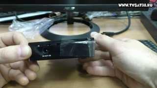 Обзор  ресивера DVB T2 SELENGA T90. Подключение, настройка и сброс.(Распаковка цифрового эфирного ресивера DVB T2 SELENGA T90. http://tvsat38.ru/index.php/obzory/789-789 В этом видео я обзор цифровых..., 2015-02-03T12:25:05.000Z)