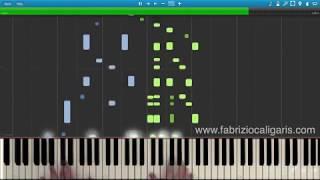 Let It Snow! Piano cover - Tutorial - PDF - MIDI