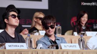 YG Family 2014 Galaxy Tour Press Conference In Singapore Recap