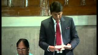 Md. Shafiqul Islam Shimul MP, 59 Natore-02, National Parliament At 10.02.2014