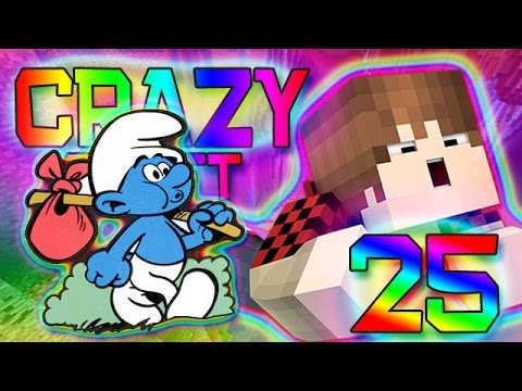 Minecraft: MOVING OUT AND HAMMER MOD! Crazy Craft 2.0 Modded Survival w/Mitch! Ep. 25 (Crazy Mods)