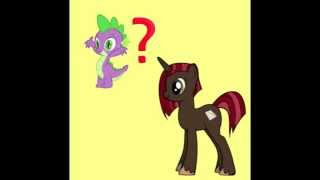 MLP Head Canons: Spike Whe He Grows Up (More of an Observation)
