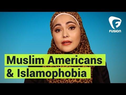 Young Muslim Americans react to Islamophobia