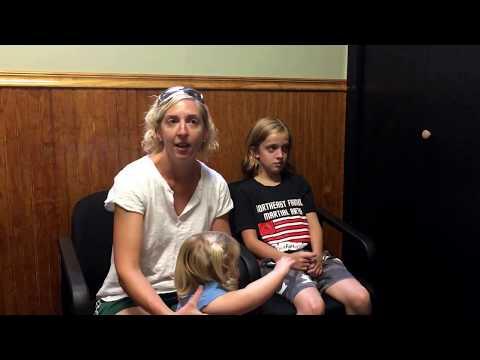 Sleister family testimonial