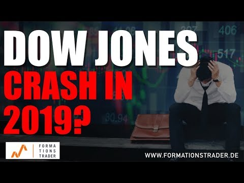 Dow Jones: Crash-Potential im Jahr 2019
