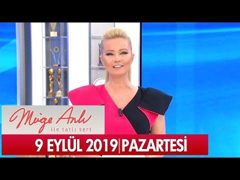 Müge Anlı ile Tatlı Sert 9 Eylül 2019 - Tek Parça